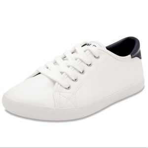 USED Nautica Low Top White Sneakers